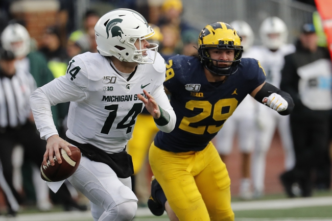 Rutgers vs Michigan State 11/23/19 - College Football Pick, Odds & Prediction