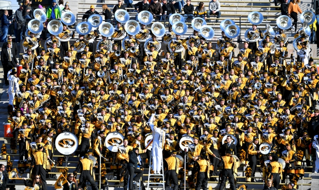 Missouri Tigers vs. Tennessee Volunteers - 11/23/19 College Football Pick, Odds, and Prediction