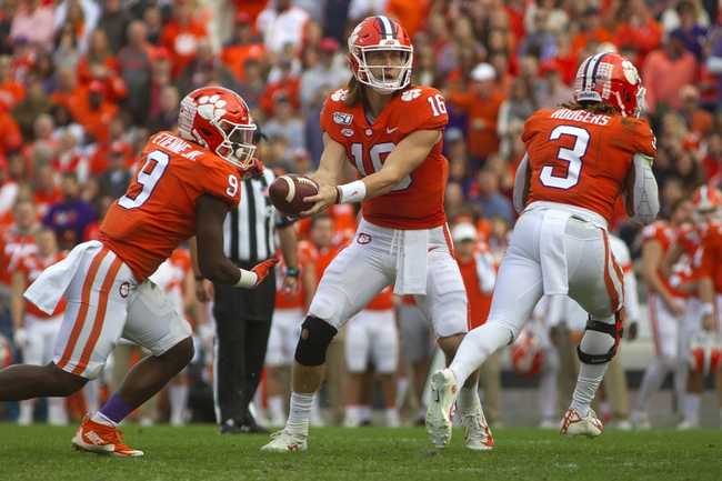 Virginia vs. Clemson - 12/7/19 College Football Pick, Odds, and Prediction
