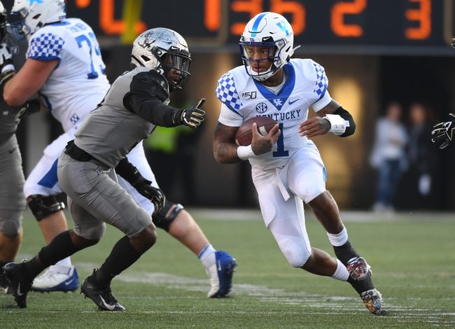 Kentucky vs. Tennessee-Martin - 11/23/19 College Football Pick, Odds, and Prediction