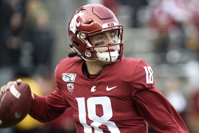 Washington vs. Washington State - 11/29/19 College Football Pick, Odds, and Prediction