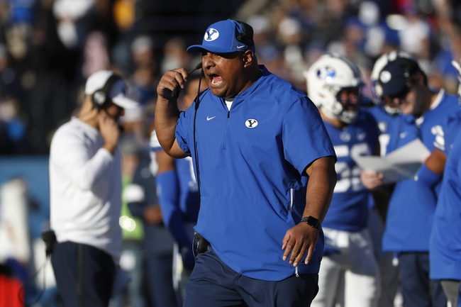 BYU Cougars 2020 Win Total - College Football Pick, Odds and Prediction