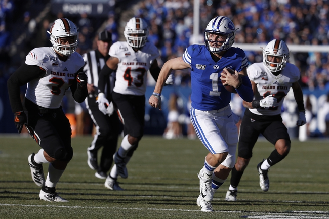 UMass vs BYU 11/23/19 - College Football Pick, Odds & Prediction