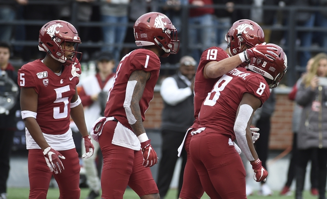 Washington State vs. Oregon State - 11/23/19 College Football Pick, Odds, and Prediction