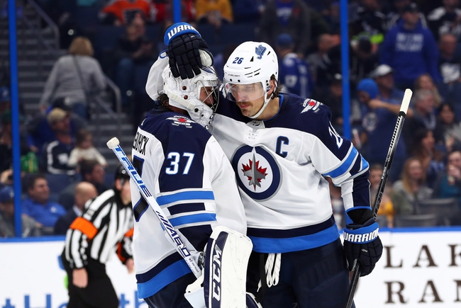 Winnipeg Jets vs. Tampa Bay Lightning - 1/17/20 NHL Pick, Odds, and Prediction