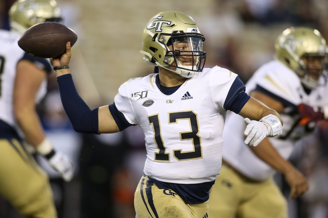 Georgia Tech vs. NC State - 11/21/19 College Football Pick, Odds, and Prediction