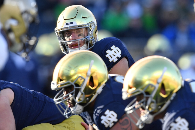 Notre Dame vs. Boston College - 11/23/19 College Football Pick, Odds, and Prediction