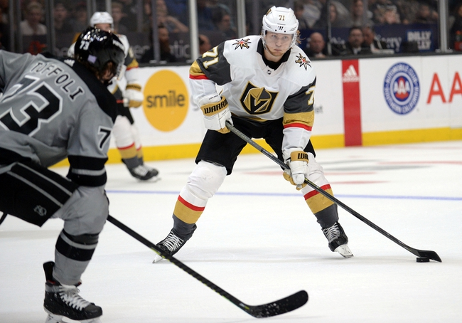 Vegas Golden Knights vs. Los Angeles Kings - 1/9/20 NHL Pick, Odds, and Prediction