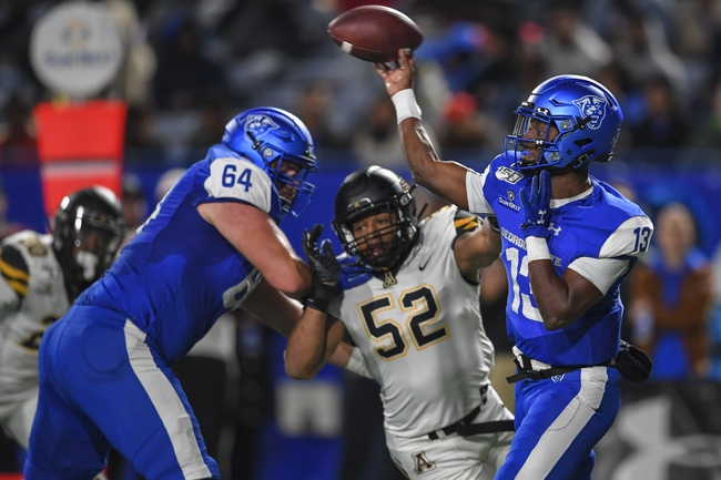 Georgia State vs South Alabama 11/23/19 - College Football Pick, Odds & Prediction