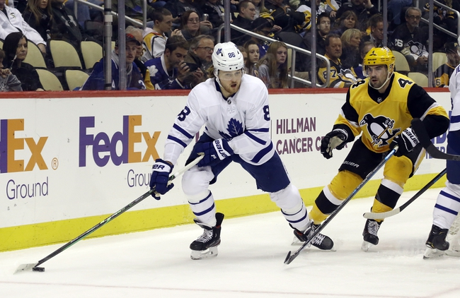 Pittsburgh Penguins vs. Toronto Maple Leafs - 2/18/20 NHL Pick, Odds, and Prediction