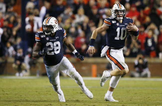 Auburn vs. Samford - 11/23/19 College Football Pick, Odds, and Prediction