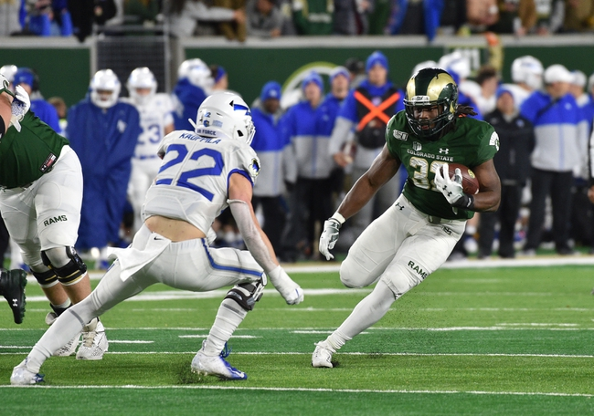 Cancelled: Colorado State vs New Mexico College Football Picks, Odds, Predictions 10/24/20