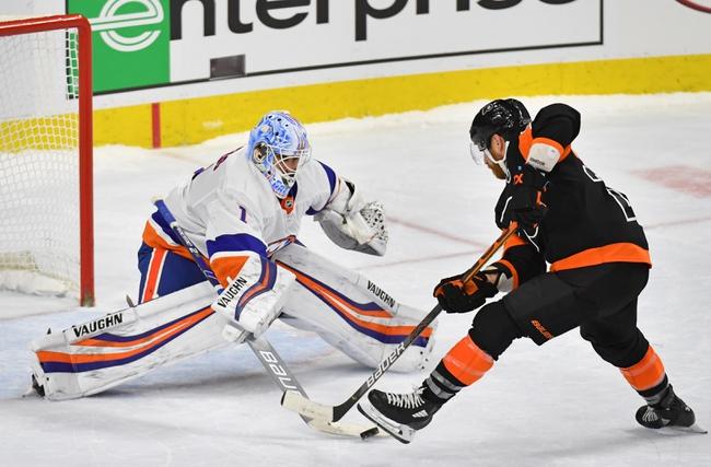 New York Islanders vs. Philadelphia Flyers - 2/11/20 NHL Pick, Odds & Prediction
