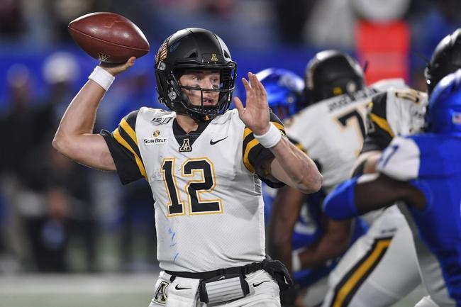 Prediction: Appalachian State vs Georgia State 11/14/20 College Football Picks
