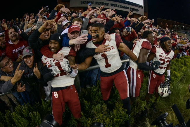 Oklahoma Sooners vs. TCU Horned Frogs - 11/23/19 College Football Pick, Odds, and Prediction
