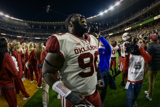 Oklahoma vs. TCU - 11/23/19 College Football Pick, Odds, and Prediction