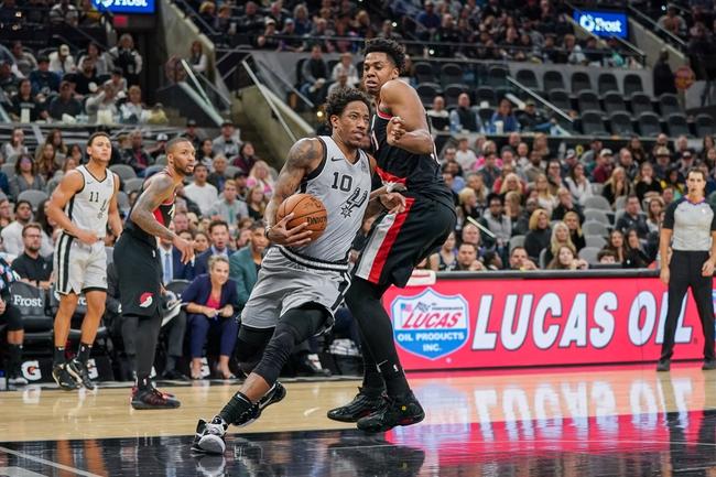 Portland Trail Blazers vs. San Antonio Spurs - 2/6/20 NBA Pick, Odds & Prediction