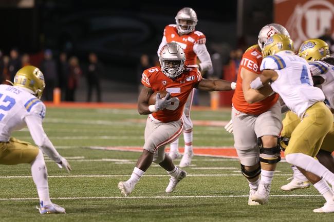 Arizona  vs. Utah - 11/23/19 College Football Pick, Odds, and Prediction