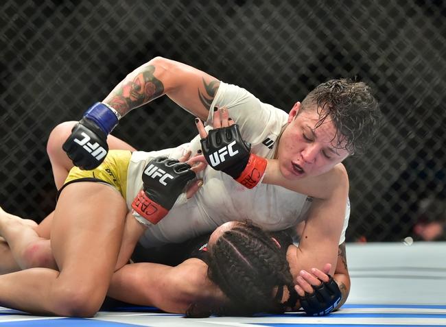 Luana Carolina vs. Ariane Lipski - 7/18/20 UFC Fight Night 172 Pick, Odds, and Prediction