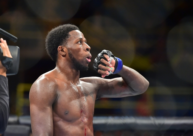 Randy Brown vs. Vicente Luque - 8/1/20 UFC Fight Night 173 Pick, Odds, and Prediction