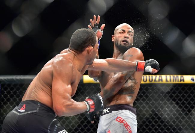 Jai Herbert vs. Francisco Trinaldo - 7/25/20 UFC on ESPN 14 Pick, Odds, and Prediction