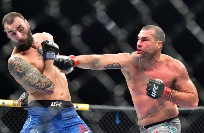 Gadzhimurad Antigulov vs. Paul Craig - 7/25/20 UFC on ESPN 14 Pick, Odds, and Prediction