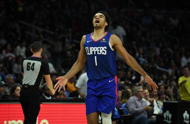 Atlanta Hawks vs. Los Angeles Clippers - 1/22/20 NBA Pick, Odds & Prediction
