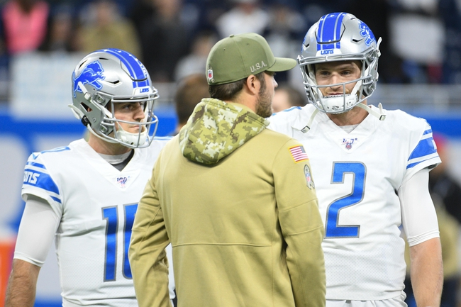 Detroit Lions vs. Tennessee Titans - 5/10/20 Madden20 NFL Sim Pick, Odds, and Prediction
