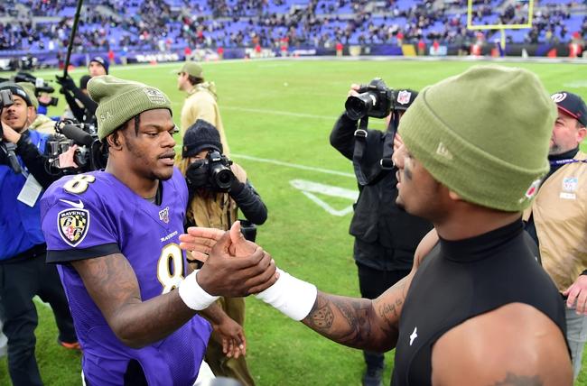 Houston Texans vs. Baltimore Ravens - 9/20/20 NFL Pick, Odds, and Prediction