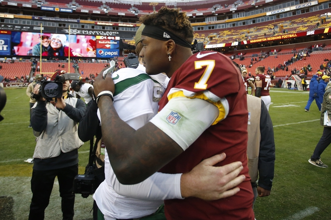 New York Jets vs. Washington Redskins - 5/27/20 Madden20 NFL Sim Pick, Odds, and Prediction