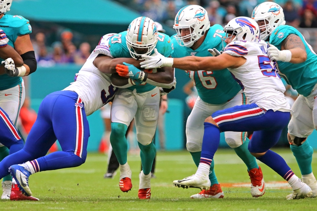 Tony T's Bills vs. Dolphins ATS SIDE 9-20-2020