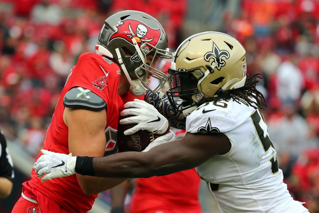 Tampa Bay Buccaneers vs. New Orleans Saints - 6/12/20 Madden20 NFL Sim Pick, Odds, and Prediction
