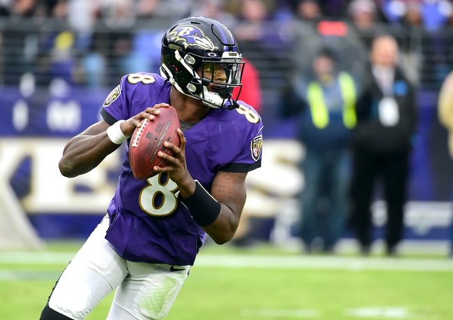 Los Angeles Rams vs. Baltimore Ravens - 11/25/19 NFL Pick, Odds, and Prediction