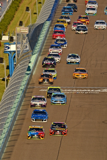 NASCAR Cup Series Season Finale 500 Head to Head Matchup