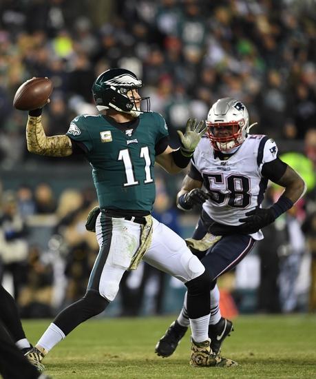 Philadelphia Eagles vs. New England Patriots - 6/16/20 Madden 20 Sim NFL Pick, Odds, and Prediction