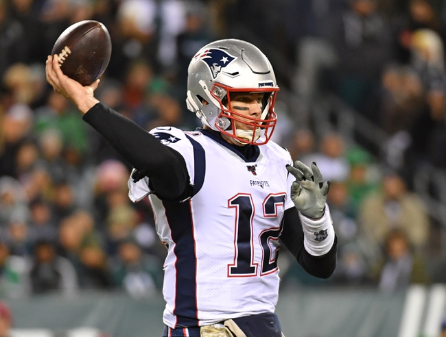 Dallas Cowboys at New England Patriots - 11/24/19 NFL Pick, Odds, and Prediction
