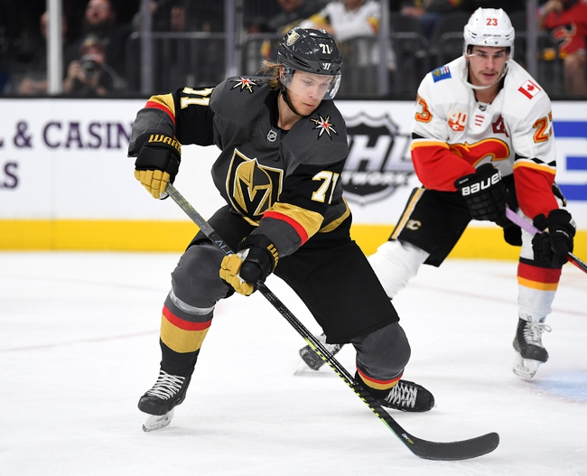 Calgary Flames vs. Vegas Golden Knights - 3/8/20 NHL Pick, Odds, and Prediction