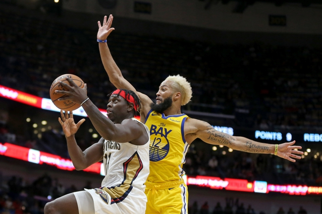 Golden State Warriors vs. Sacramento Kings - 12/15/19 NBA Pick, Odds, and Prediction