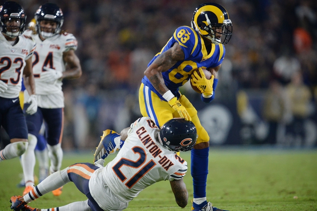 Los Angeles Rams vs. Chicago Bears - 5/4/20 Madden20 NFL Sim Pick, Odds, and Prediction