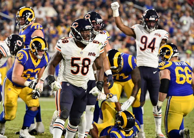 Los Angeles Rams vs. Chicago Bears - 5/31/20 Madden20 NFL Sim Pick, Odds, and Prediction