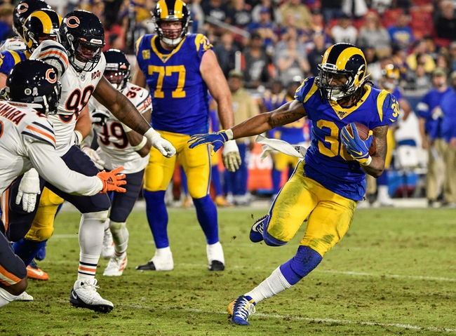 Chicago Bears vs. Los Angeles Rams - 6/13/20 Madden 20 Sim NFL Pick, Odds, and Prediction