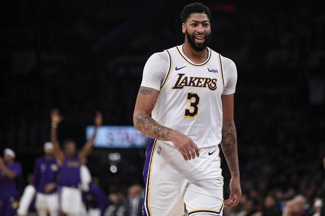 L.A. Lakers vs. Oklahoma City Thunder - 11/19/19 NBA Pick, Odds, and Prediction
