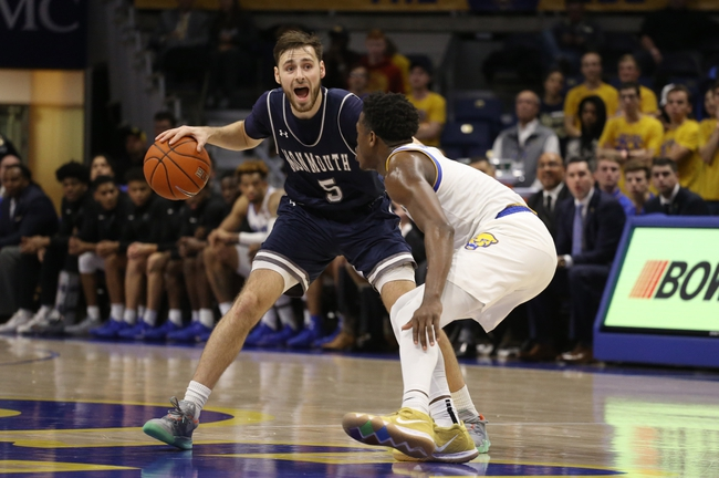 Quinnipiac at Monmouth - 3/12/20 College Basketball Picks and Prediction
