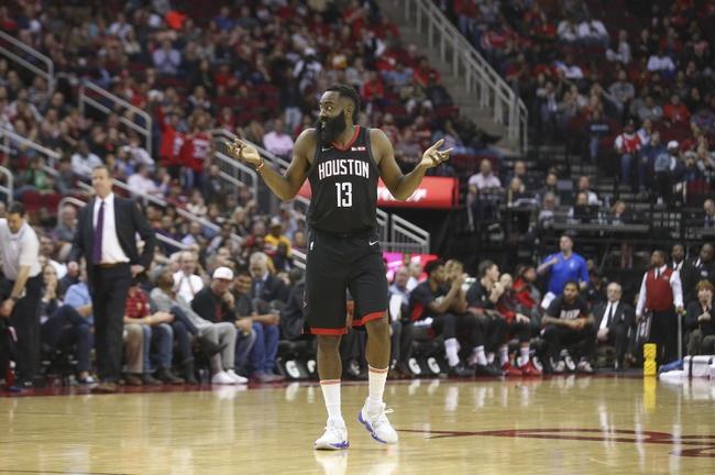 Houston Rockets vs. Portland Trail Blazers - 1/15/20 NBA Pick, Odds, and Prediction
