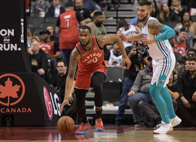 Charlotte Hornets vs. Toronto Raptors - 1/8/20 NBA Pick, Odds & Prediction