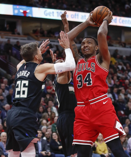 Chicago Bulls vs. Detroit Pistons - 11/20/19 NBA Pick, Odds, and Prediction