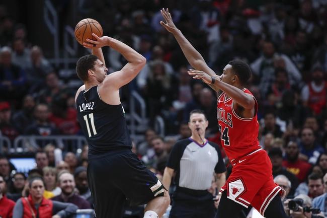 Chicago Bulls vs. Milwaukee Bucks - 12/30/19 NBA Pick, Odds & Prediction