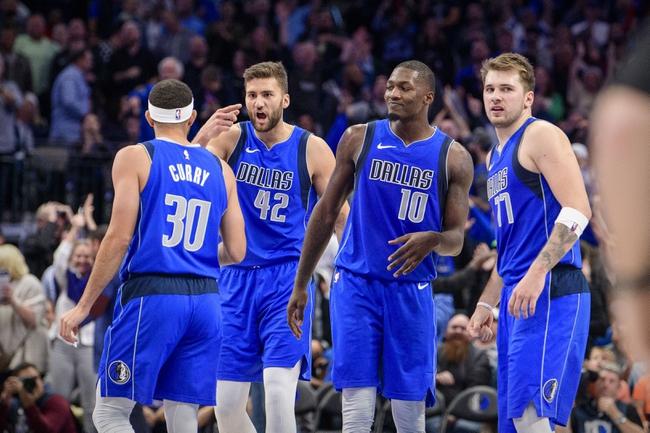 Dallas Mavericks vs. San Antonio Spurs - 12/26/19 NBA Pick, Odds, and Prediction