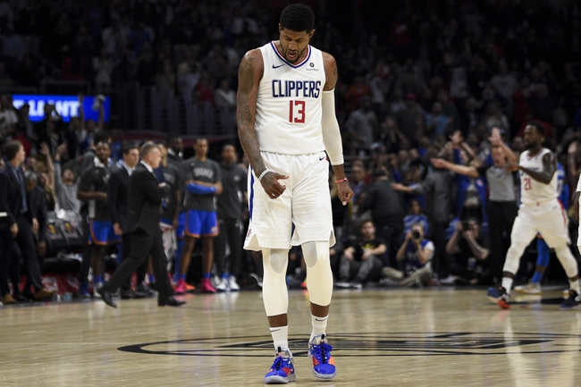 L.A. Clippers vs. Boston Celtics - 11/20/19 NBA Pick, Odds, and Prediction