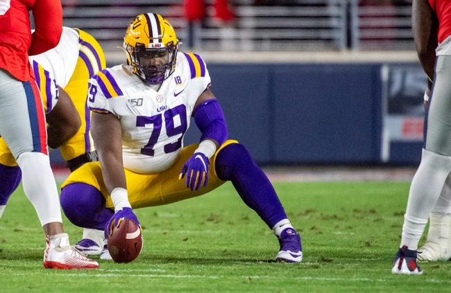 Lloyd Cushenberry 2020 NFL Draft Profile, Pros, Cons, and Projected Teams